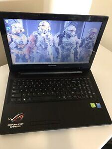 Lenovo G50 NVIDIA GTX Gaming Laptop