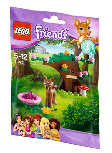LEGO Friends Fawns Forest (41023) Series 3 Animals 35 PCS RETIRED PET SEALED NEW