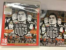 SLEEPING DOGS LIMITED EDITION PS3 USATO