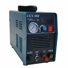 RICHMOND CUT50F PILOT ARC INVERTER PLASMA CUTTER 220V 50A 18 BONUS CONSUMABLES