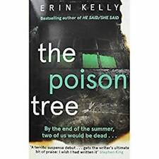ERIN KELLY ___ THE POISON TREE ___ BRAND NEW ___ FREEPOST UK