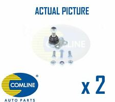 2 x FRONT LOWER SUSPENSION BALL JOINT PAIR COMLINE OE REPLACEMENT CBJ7102