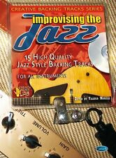IMPROVISING THE JAZZ + CD - GUITARE Partition jazz&blue
