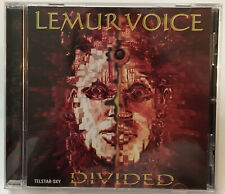 LEMUR VOICE - Divided CD (MARCEL COENEN SUN CAGED / Insights / Progressive Metal