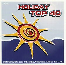 HOLIDAY TOP 40 / 2 CD-SET - TOP-ZUSTAND