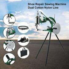 Shoe Repair Machine Shoe Mending Sewing Machine Dual Cotton Nylon Line Cobbler