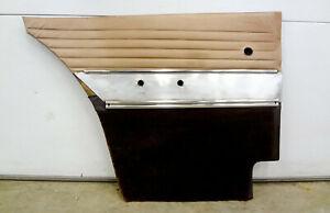 1962-64 Studebaker Hawk GT Interior Left Rear Side Upholstery Panel Gran Turismo