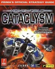 Homeworld Cataclysm Prima's Official Strategy Guide Book Sierra Games