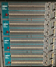 Ashly 3102 31 Band Graphic Equalizer