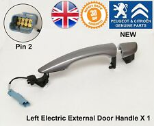 Peugeot 308 508 Expert Traveller Front & Rear External Door Handle Key less New