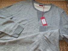 HUGO BOSS Cotton Crew Neck Regular Hoodies & Sweats for Men