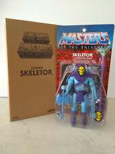 Motu Filmation Skeletor Ultimate (Super 7 exclucive)
