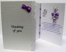 Personalised Handmade Sympathy Bereavement Loss Card Grandchild Condolence Keep