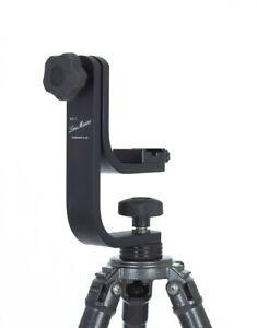 LensMaster RH2 BLACK Full Gimbal Head for Tripod