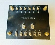 Western Electric 2006A POWER TRANSFORMER for tube power amplifier and preamp