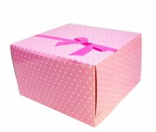 10 x Tortenbox Shantys - 25 x 25 x 15 cm
