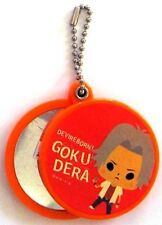 Hitman Reborn Gokudera Pocket Mirror Key Chain NEW