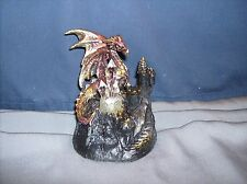 Dragon Figure With Light (RED)  SY-84  ABC