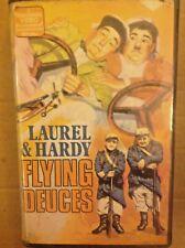 "LAUREL & HARDY ""Flying Deuces""  original Pre-Cert big box (Mountain)"