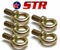 Eyebolt for Racing Harness/Seat Belt Mounting  23mm long  5 point - x5 Pieces