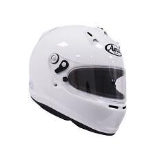 Arai GP-6 PED (M6) White XS SA2010 Car Racing Helmet