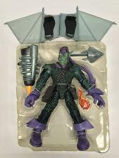 2004 Spiderman Classics 6'' GREEN GOBLIN Toy Biz New Loose 100% Complete