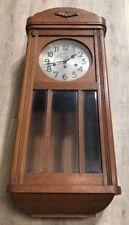 Ancienne Comtoise Pendule Carillon JUNGHANS A La Renaissance Paris