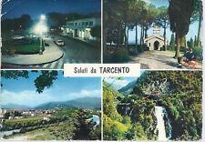 TARCENTO - SALUTI - 4 VEDUTE - V 1964 - FG