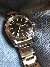 Pre-Owned Omega Seamaster Aqua Terra Quartz Steel Watch 231.10.39.60.06.001