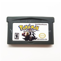 Nintendo GBA Video Game Console Card Cartridge Pokemon Giratina Strikes Back