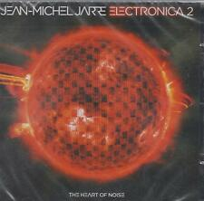 CD - Jean-Michel Jarre NEW Electronica 2 The Heart Of Noise FAST SHIPPING !