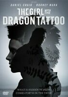 The Girl With the Dragon Tattoo (DVD, 2012) New