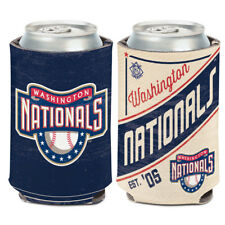 Washington Nationals Cooperstown Can Cooler 12 oz. Koozie