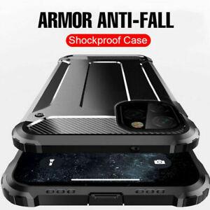 Phone Case For Samsung Galaxy A02S A12 A52 A72 A42 Shockproof Tough Armor Cover