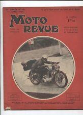 Moto Revue N°683  ; 11 avril 1936 : 500 cmc F.N de compétition
