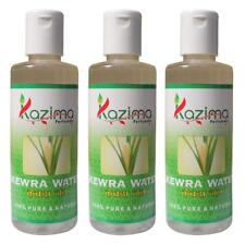 KAZIMA Kewra Water 3 Pcs of 100ML Pure Natural & Undiluted Fast Delivery
