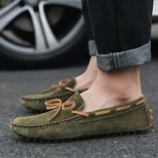 Zapatos Casuales Para Hombre Mocasines De Estilo Británico Zapatos De Cuero Lujo