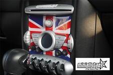2007-2010 Radio emblem for JCW Mini Cooper S R55 R56 R57 Clubman in Union Jack