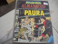 DYLAN DOG  ALMANACCO DELLA PAURA  1996 edicola!!!