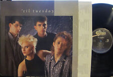 ► 'Til Tuesday - Voices Carry  (Epic 35498) (Aimee Mann) ('85)