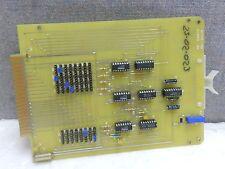 R.K.B. OPTO-ELECTRONICS BOARD D111742-PCB C110407B-SCH USED D111742PCB