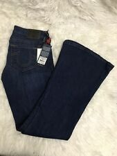 TRUE RELIGION NEW $189 Karlie Bell Bottom Flare Jean Size 27