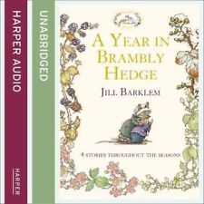 A Year in Brambly Hedge by Jill Barklem (CD-Audio, 2014)