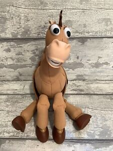 Toy Story Bullseye Sounds Vibrating Talking Disney Pixar Thinkaway Hard Feet