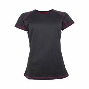 Trespass Womens Viktoria Quick Dry Active Tech Top (Gym / Keep Fit / Running)