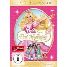 BARBIE UND DIE 3 MUSKETIERE -  DVD NEUWARE (REGIE:WILLIAM LAU)