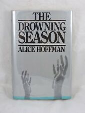 Alice Hoffman / The Drowning Season Signed 1st Edition 1979