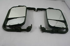MIRROR ASSY SET, PAIR Humvee H1 HUMMER, M998 12342129,12342130 , GREEN