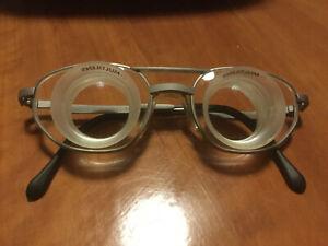 Neue Lupenbrille Fernrohrlupenbrille Multilens Binokular Schweizer Titan