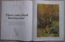 Winnie The Pooh - FT Weekend Magazine – 3 December 2017